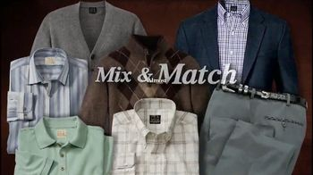 JoS. A. Bank TV Spot, 'Wednesday Mix and Match'
