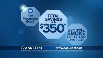 ADT TV Spot, 'Home Fire' - Thumbnail 4