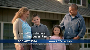 ADT TV Spot, \'Home Fire\'
