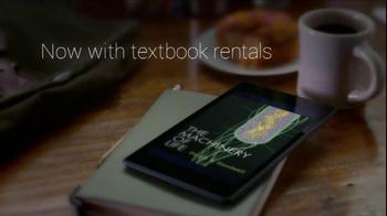 Google Nexus 7 TV Spot, 'Study Hall' - Thumbnail 6