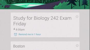 Google Nexus 7 TV Spot, 'Study Hall' - Thumbnail 1