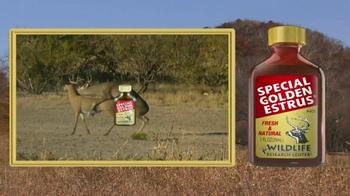 Wildlife Research Center Special Golden Estrus TV Spot, 'Decoy'