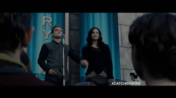The Hunger Games: Catching Fire - 1799 commercial airings