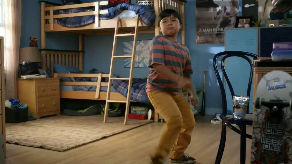 Capri Sun TV Commercial, 'Play the Pros'