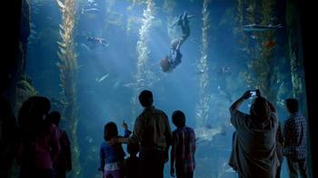 Disney Parks TV Spot, 'Disney Side: Under the Sea' - Thumbnail 5