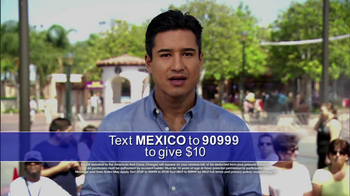 American Red Cross TV Spot Featuring Mario Lopez - Thumbnail 8