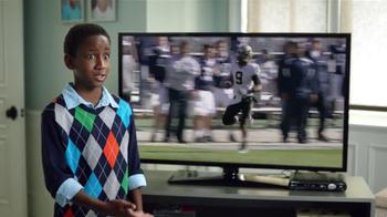 AT&T U-Verse Wireless Receiver TV Spot, 'Haircut' - Thumbnail 4