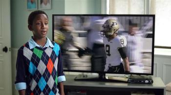 AT&T U-Verse Wireless Receiver TV Spot, 'Haircut' - Thumbnail 5