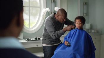 AT&T U-Verse Wireless Receiver TV Spot, 'Haircut' - Thumbnail 6