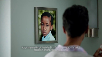 AT&T U-Verse Wireless Receiver TV Spot, 'Haircut' - 3 commercial airings