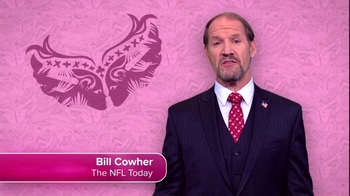 Ford Warriors in Pink TV Spot Featuring Bill Cowher - 2 commercial airings