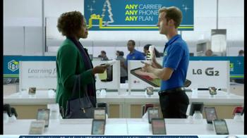Best Buy Holiday Shopping TV Spot, 'Judy' Featuring Maya Rudolph - Thumbnail 6