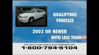 AutoSaveGo.com TV Spot - Thumbnail 4