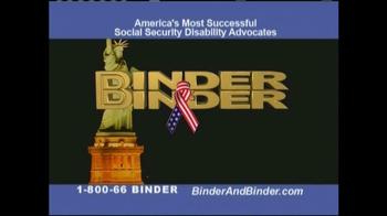 Binder and Binder TV Spot, 'No Intimidations'