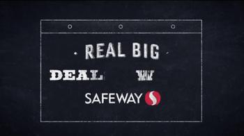 Safeway Deals of the Week TV Spot, 'Coca-Cola, Tide, Oikos' - Thumbnail 1