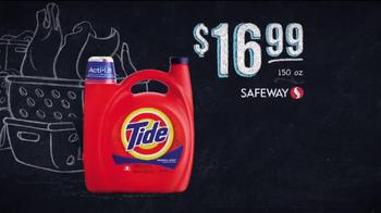 Safeway Deals of the Week TV Spot, 'Coca-Cola, Tide, Oikos' - Thumbnail 8