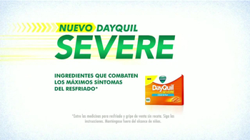 Vicks Dayquil Severe TV Spot [Spanish] - Thumbnail 6
