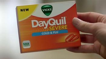 Vicks Dayquil Severe TV Spot [Spanish] - Thumbnail 2