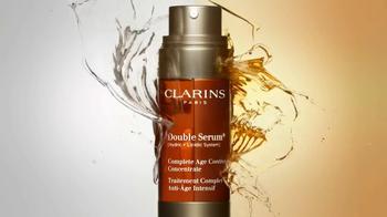 Clarins Double Serum TV Spot,