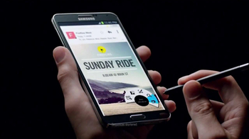 Samsung Galaxy Note III TV Spot, 'Redefining Mobile' - Thumbnail 6