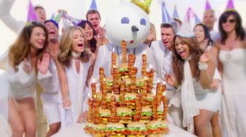 Jack in the Box BLT Cheeseburger Combo TV Spot, 'Bacon Dream' - 422 commercial airings