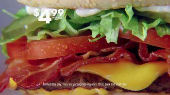 Jack in the Box BLT Cheeseburger Combo TV Spot, 'Bacon Dream' - Thumbnail 6