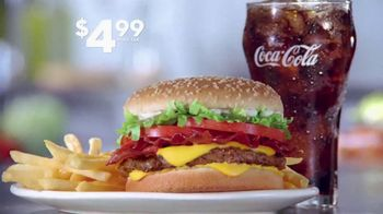 Jack in the Box BLT Cheeseburger Combo TV Spot, 'Bacon Dream' - Thumbnail 7