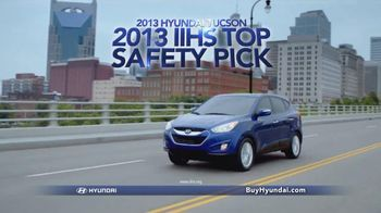 Hyundai Perfect Timing Event TV Spot, 'Auto Show Bonus Cash' - Thumbnail 4