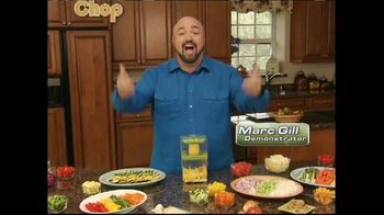 Chop Magic TV Spot Featuring Marc Gill