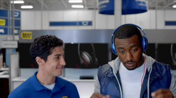 Best Buy TV Spot, 'Beats Blue Studio' Feat. John Wall, Song by Lady Gaga - Thumbnail 8