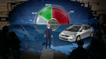 Kelley Blue Book TV Spot, 'Price Advisor'