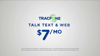 TracFone Big Easy Flip TV Spot - Thumbnail 9