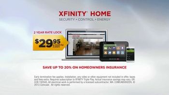 Xfinity Home TV Spot, 'Aisle 4'