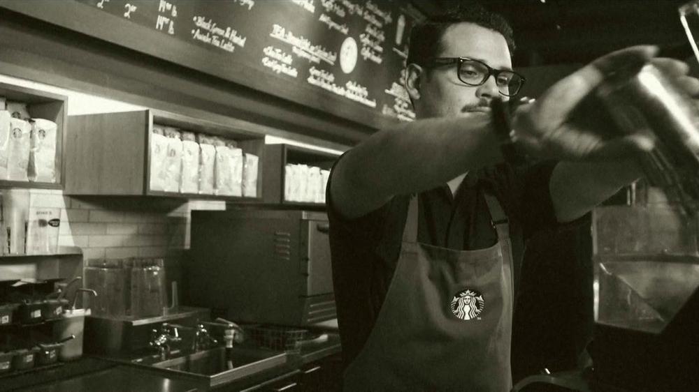 Starbucks Veranda Blonde Roast Commercial Televisivo