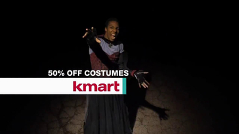 Kmart TV Spot, 'Halloween'