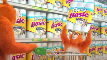 Charmin Basic TV Spot, 'Saltando' [Spanish]