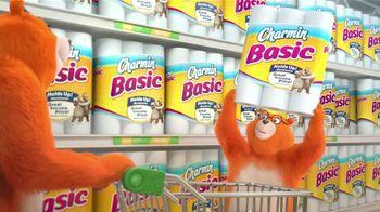 Charmin Basic TV Spot, 'Saltando' [Spanish]