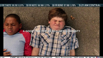 Assured Guaranty TV Spot