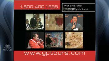Grand Prix Tours TV Spot thumbnail