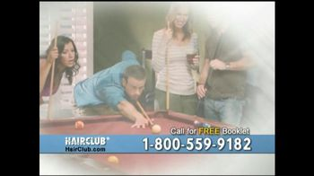 Hair Club TV Spot, 'We Do it All'
