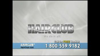 Hair Club TV Spot, 'We Do it All' - Thumbnail 8
