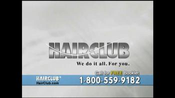Hair Club TV Spot, 'We Do it All' - Thumbnail 9
