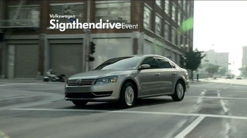 Volkswagen Sign Then Drive Event TV Spot, 'Never Easier' Song by Mowgli's - Thumbnail 1
