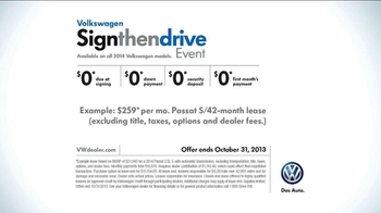 Volkswagen Sign Then Drive Event TV Spot, 'Never Easier' Song by Mowgli's - Thumbnail 9