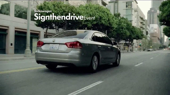 Volkswagen Sign Then Drive Event TV Spot, 'Never Easier' Song by Mowgli's - Thumbnail 2