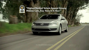 Volkswagen Sign Then Drive Event TV Spot, 'Never Easier' Song by Mowgli's - Thumbnail 5