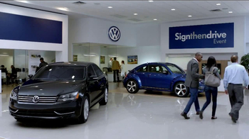 Volkswagen Sign Then Drive Event TV Spot, 'Never Easier' Song by Mowgli's - Thumbnail 8