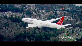 Turkish Airlines Open TV Spot - Thumbnail 1