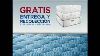 Sears Espectacular de Colchones de Columbus Day TV Spot [Spanish] - Thumbnail 6