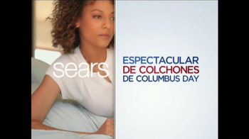 Sears Espectacular de Colchones de Columbus Day TV Spot [Spanish] - Thumbnail 3